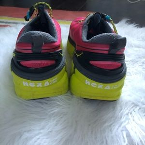 Hoka Shoes - Hoka running shoes size 8.5 pink